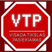 VTP - Visada tikslas pasiekiamas